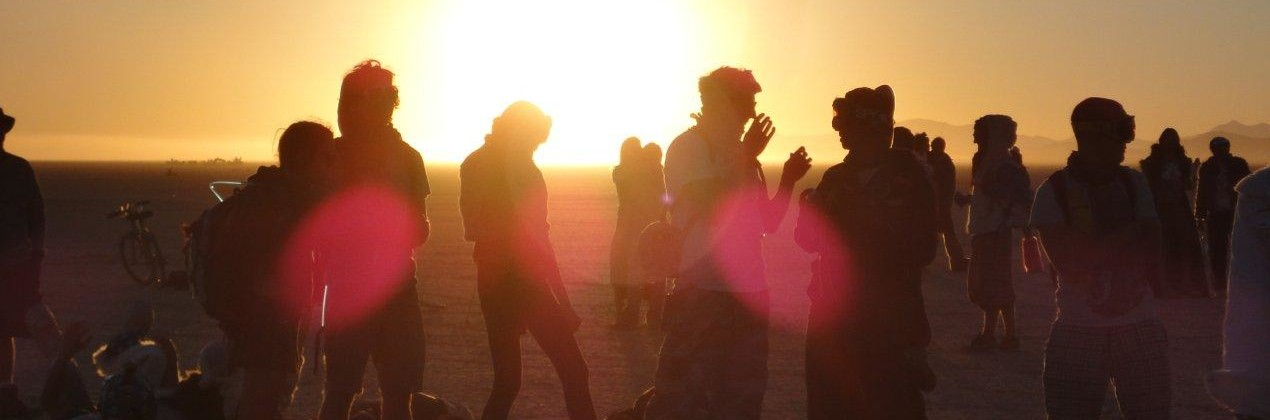 Listen to 2013 Burning Man Sets!