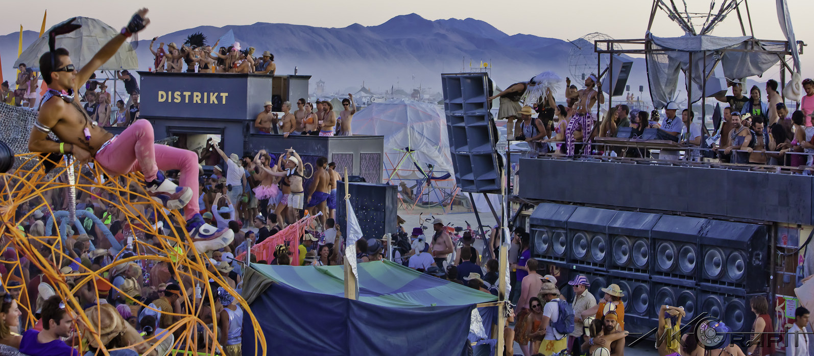 The Music of Burning Man Documentary